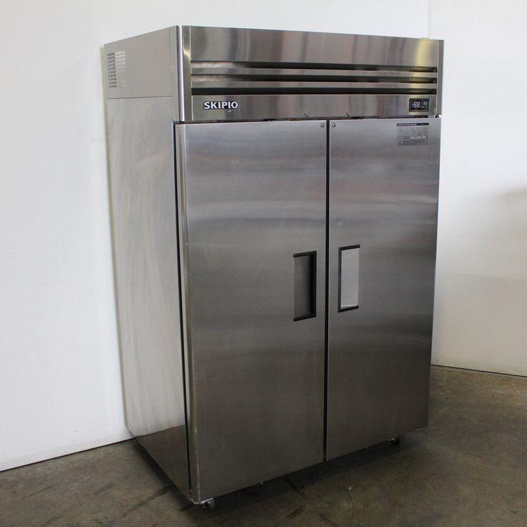 Skipio  SFT45-2 2 Door Upright Freezer