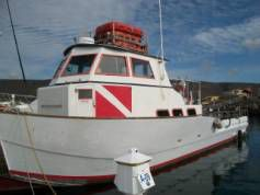 Others Fiberglass and Wood Composite Boat and Dive Boat