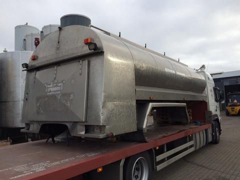 Unknown 14.250 L INSULATED TRANSPORT TANK