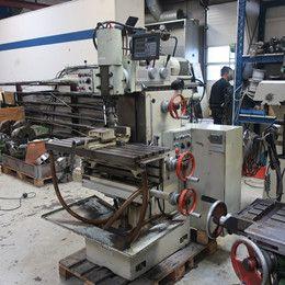 Ferrari C.B M2 tool room milling machine 3600 rpm