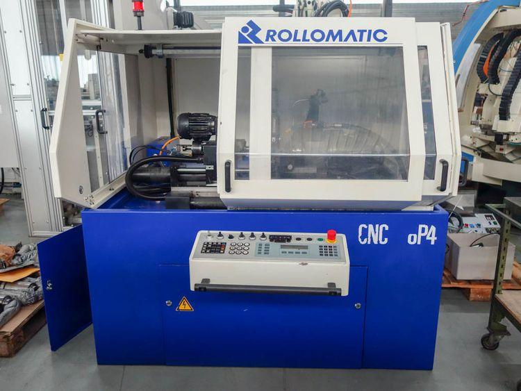 Rollomatic ROLLOMATIC CNC 148 Model CNC 148 P4