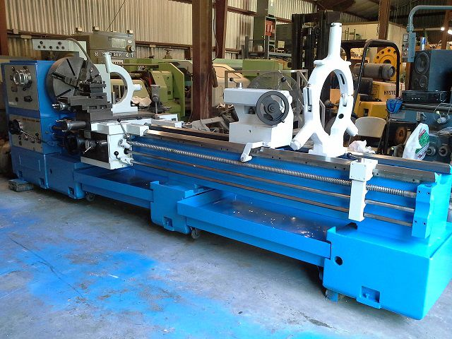 Summit Engine Lathe 1010 rpm 29x120 Engine Lathe