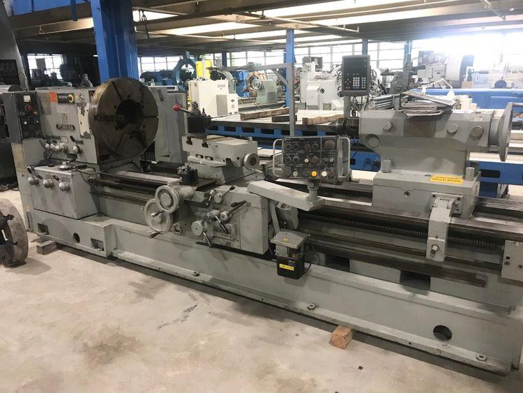 Poreba Hollow Spindle Engine Lathe 250 RPM TRP 93 D320x2M
