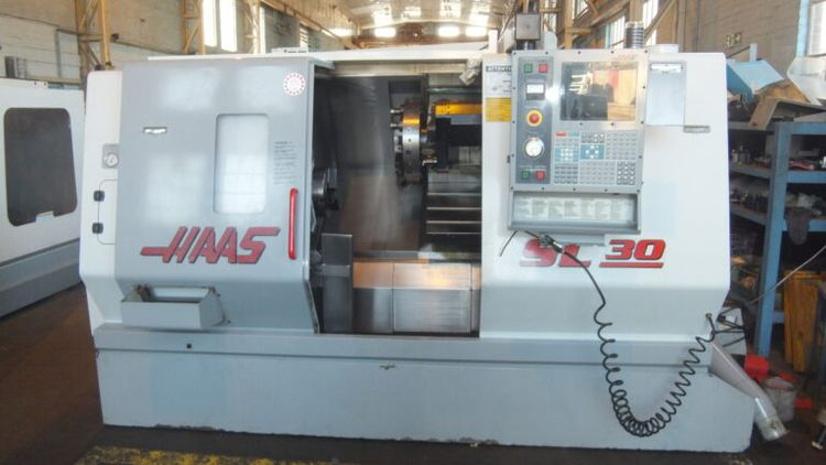 Haas Haas CNC Control System 3400 rpm SL30T 2 Axis