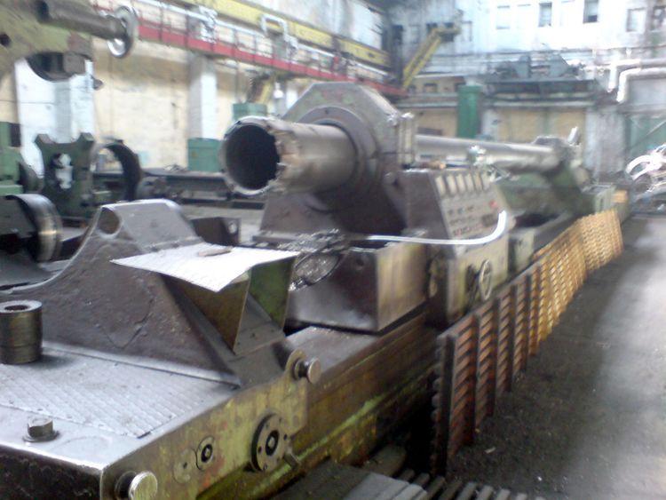 Kramatorsk Engine Lathe Variable KJ1910