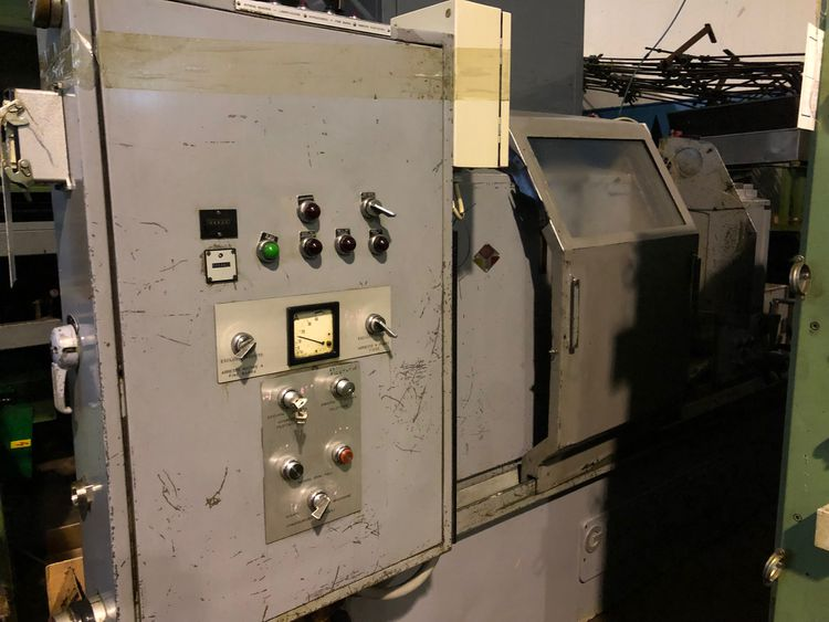 Gildemeister Multi Spindle Lathe Variable AS 16-6