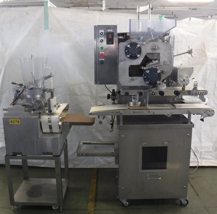 Tosei Kogyo KNF-21 + NS-21 dumpling molding system