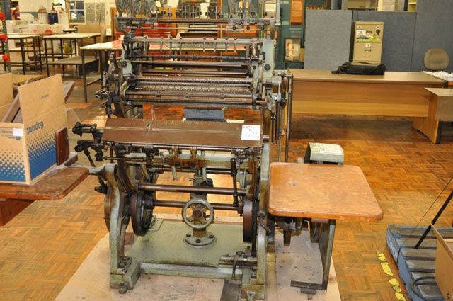 MULLER MARTINI FKIII Thread Sewing Machine
