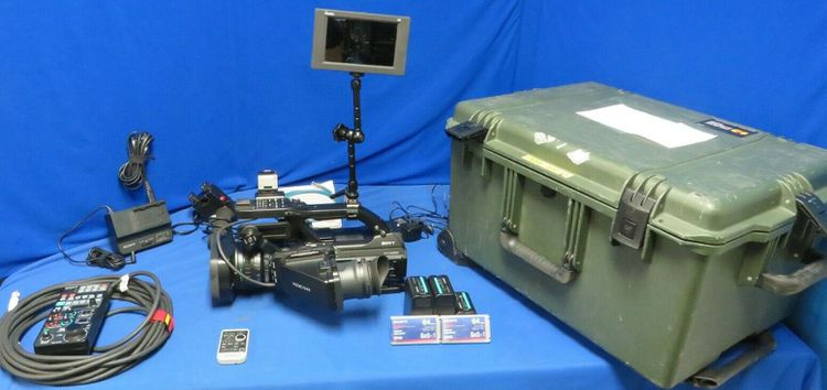 Sony PMW-300 Solid-State Memory Camcorder