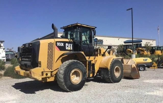 Caterpillar 950K Wheel Loaders