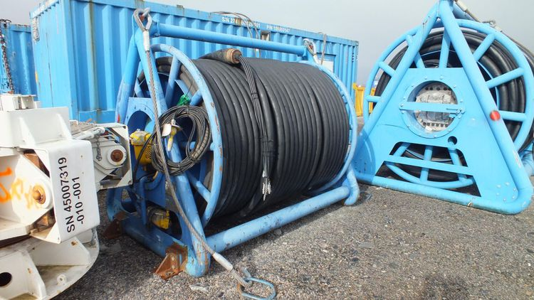 Others Winch, Air driven, Umbilical Reeler