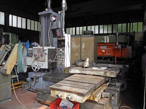San Rocco MEC 80 B4 80 mm 1100 rpm