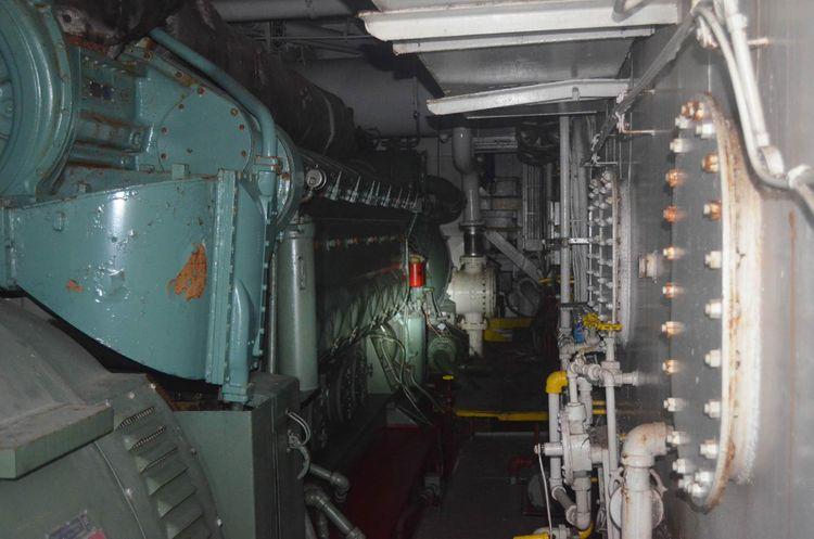 225 Foot Anchor Handling Tug Supply Vessel - Built 1983