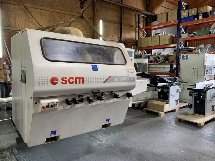 SCM Superset XL, 5 Head Moulder