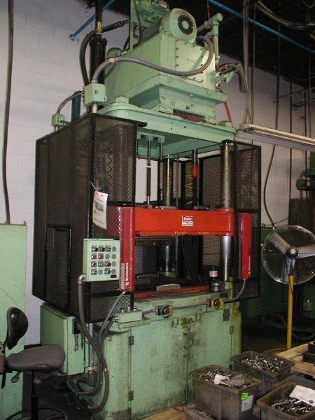 Hartup 3A Max. 150 Ton Trim Press