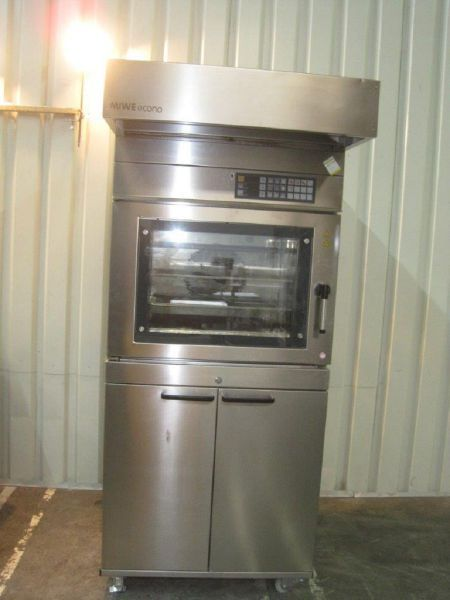 Miwe Econo SK II Baking oven