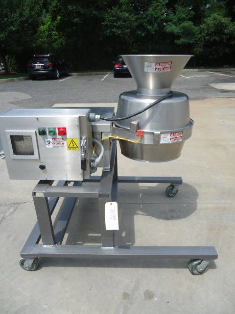 Urschel CC-D SHREDDER/SLICER/STRIP CUTTER