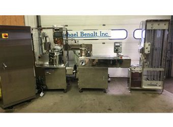 Qualicaps Liqfil Super FS40  Capsule Filler with Bander and Dryer