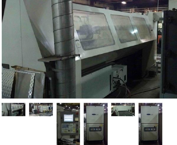 Mitsubishi 3015 LVP Mitsubishi 32 LC10BV Bit CNC Control CNC Laser