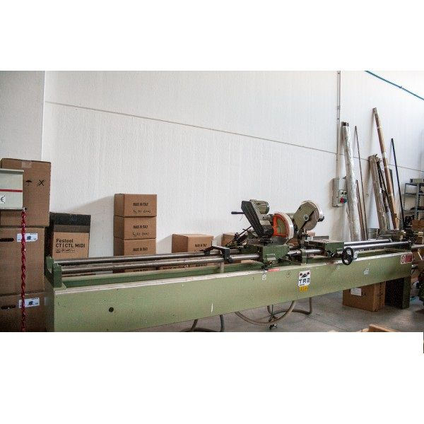 Omga TR2, DOUBLE MITER SAW
