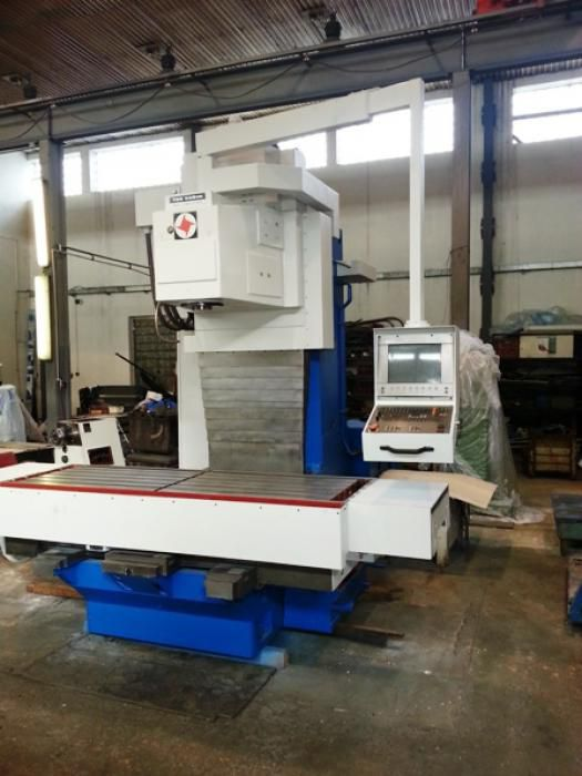 TOS FCV 63 CNC Vertical Variable