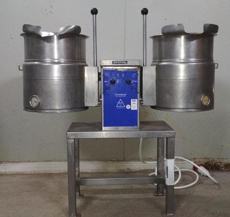 Cleveland TKET-6T tilting kettle