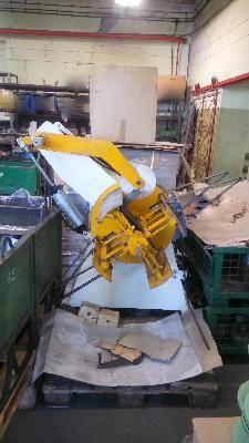 SHENZHEN LIHAO MACHINE MT-400 1000 kg