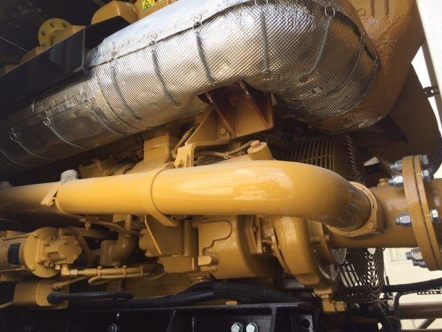 Caterpillar XQ1475G Natural Gas Power Module 1475