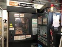 Mazak FABRI GEAR 150 CNC MAZAK FANUC L-64