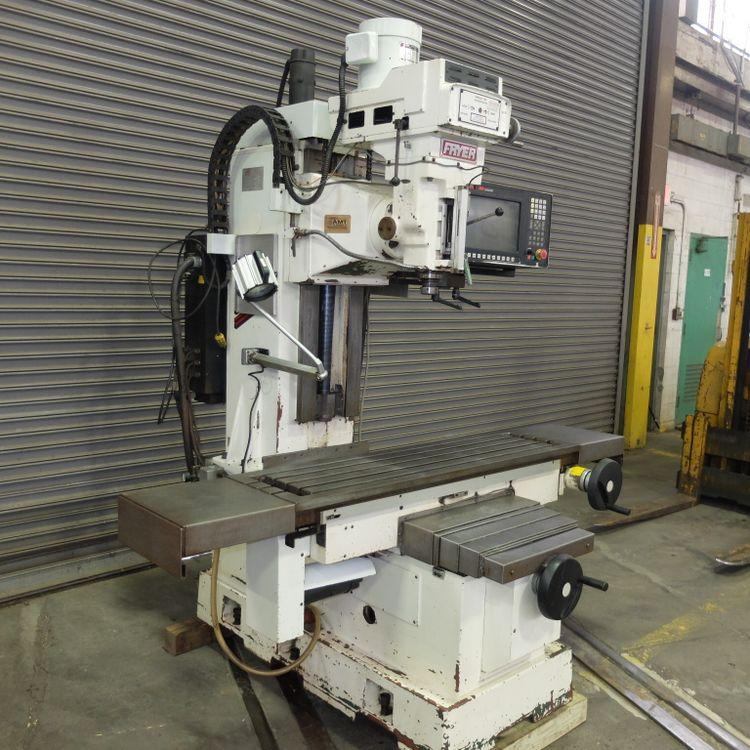 Fryer MB 14 CNC Bed Mill 4200 rpm