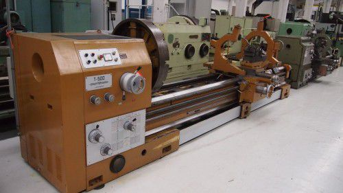 PBR Engine Lathe 800 rpm T 500