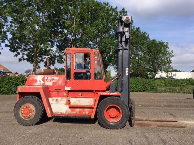 Kalmar DC10-600XL 10000 kg