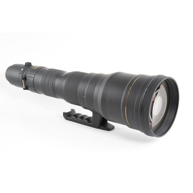 Sigma 300-800mm F5.6 APO HSM