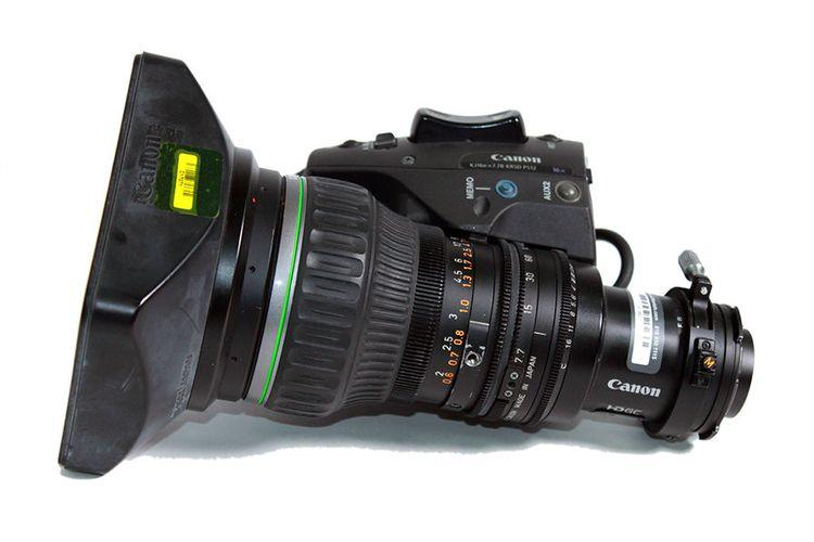 Canon KJ16ex7.7B Lens