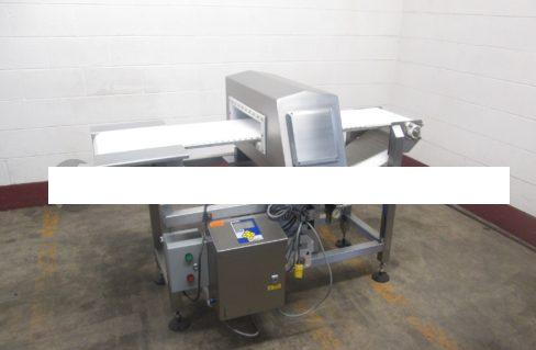 Lock INSIGHT, Metal Detector Conveyor