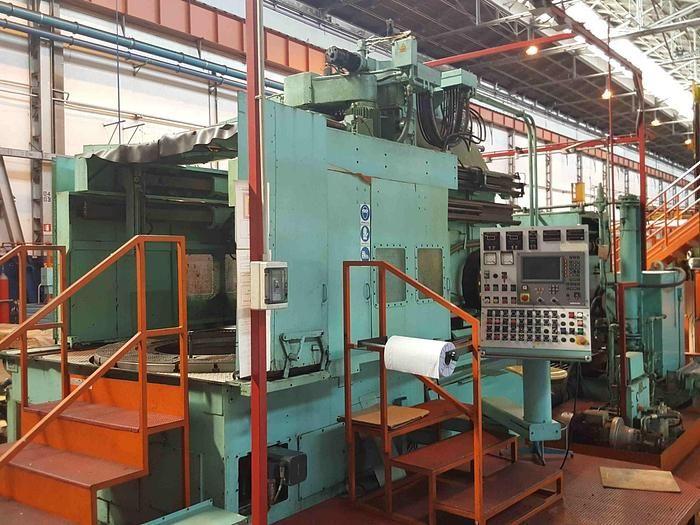 Gleason 560 Variable Gear Machine