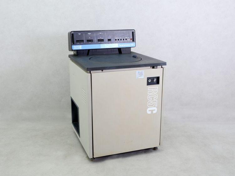 Sorvall RC5C, Centrifuge
