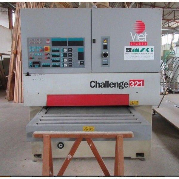 Challenge 321, Sander