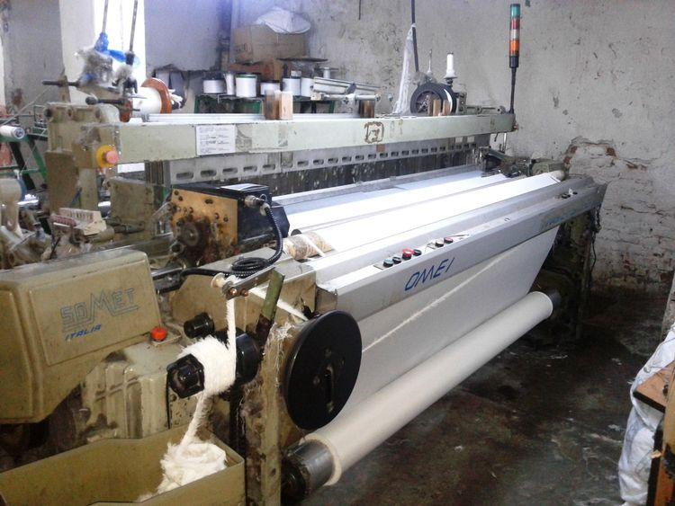 9 Somet Master 93-92 190 Cm Staubli mechanical dobby Emerizing