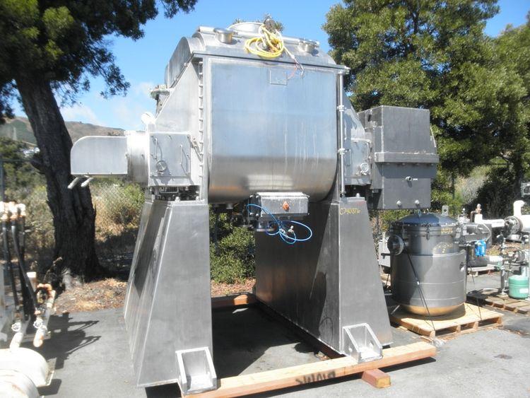 Sigma vacuum drying MIXER