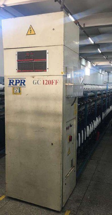 8 R.p.r. GC 120 FF Twisting