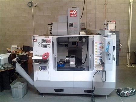 """Haas VF2D Haas 32 CNC Control w/ 15"""" LCD 3 Axis"""
