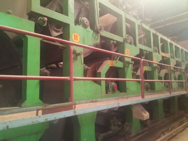 2 Others PAPER AND PULP FULL LINE 3350 80-400 120-140