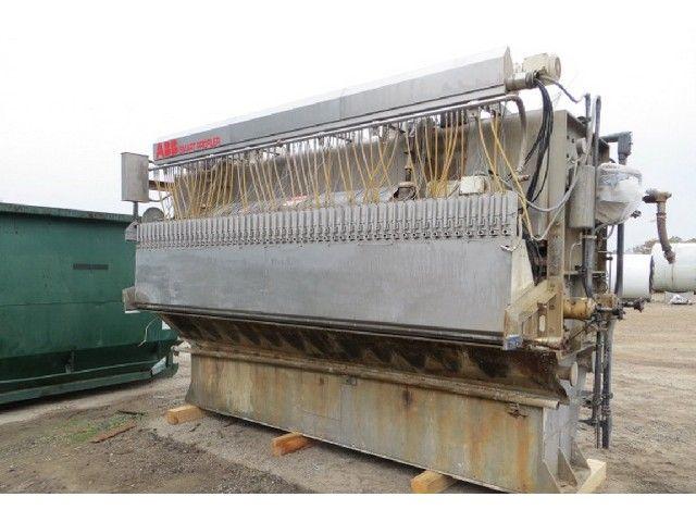"""Voith Air Pad Headbox 160"""" (4.06m)"""