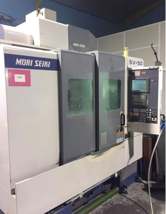 Mori Seiki SV 500 /40 3 Axis
