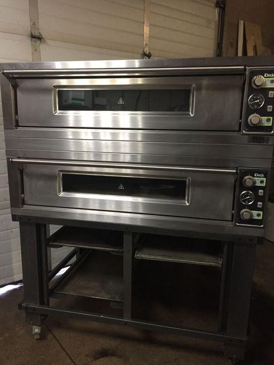 Moretti Forni PM 105.65 Deck Pizza Oven