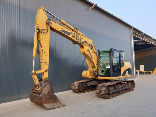 Caterpillar 312C L Tracked Excavators