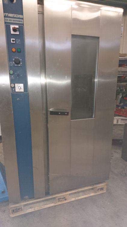 Metos Luko 1-surface trolley oven