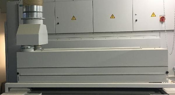 Venjakob Dedusting machine