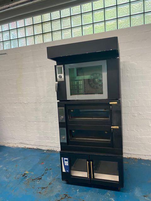 Wiesheu B4 + EBO 2-6 combi oven